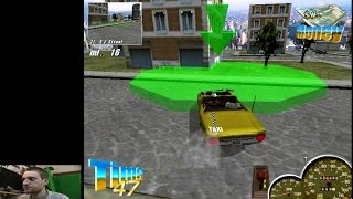 game time - super taxi driver 1998