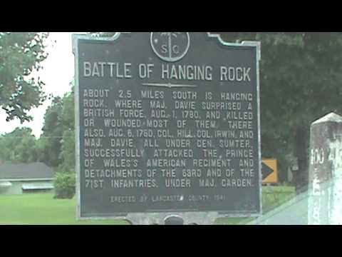 Battle of Hanging Rock