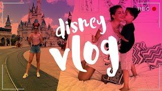 #CamiVlog: Disney com a Família thumbnail