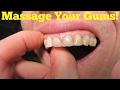 Gum Disease Treatment Natural Remedies!  MASSAGE YOUR GUMS!