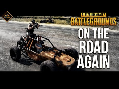 On the road again | Mr PlayerUnknown's Battlegrounds Duo Mode Fail Show