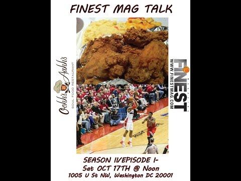 Finest Mag Talk (Bonus) - MJ, Kobe, LeBron-FinestMag.com