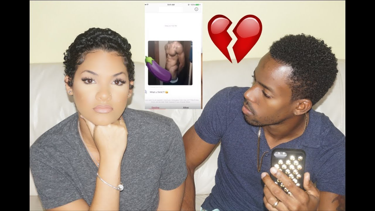 Reading our first Instagram DMs [how we met] - YouTube