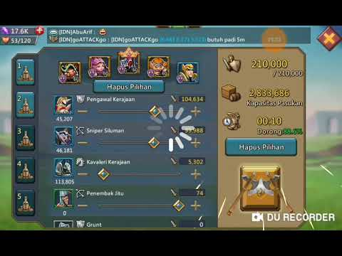 Ct 24 Rasa Babon😎..Ratain Ct 25 Solo Attake..Lordsmobile Indonesia