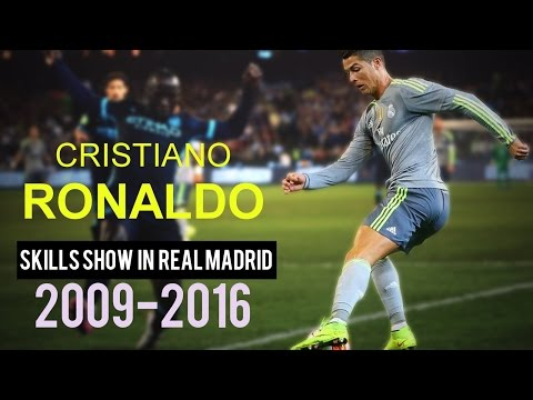 Cristiano Ronaldo - My Way (Ft. Fetty Wap) - Skills Show In Real Madrid | 2009-2016|HD