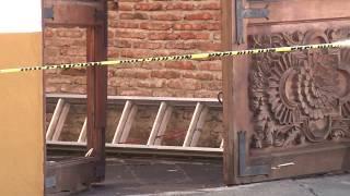 Muerto salida Querétaro en San miguel de Allende