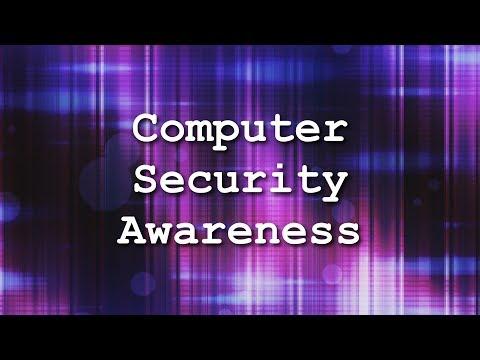 Computer Security Awareness