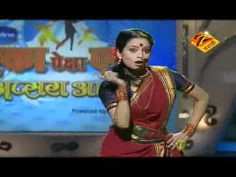 Eka Peksha Ek Apsara Aali March 23 '11 - Smita Tambe