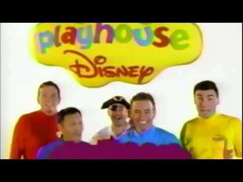 The Wiggles - Playhouse Disney Promo