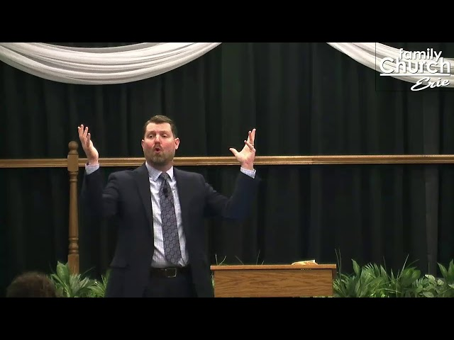 The Greatness of Our God - Part IV | Pastor Tim Stahlman // Family Church Erie