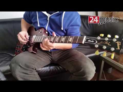 Gibson LP Faded + Marshall DSL40C sound taste