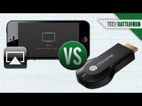Is Chromecast Better Than AirPlay? - Soldier's Tech Battlefield