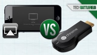 Is Chromecast Better Than AirPlay? - Soldier