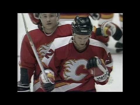 Pavel Torgajev first career multipoint game in NHL (1995)