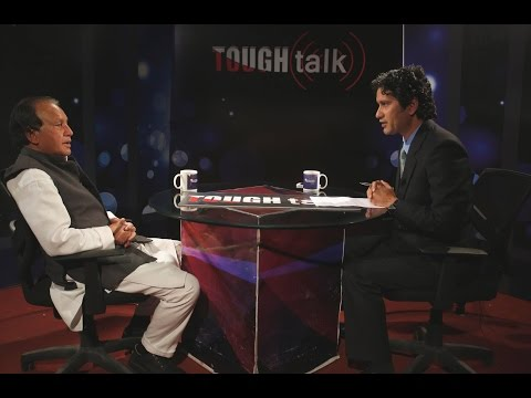 Minister of Urban Development, Dr. Narayan Khadka in TOUGH talk with Dil Bhusan Pathak- 126