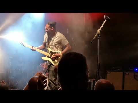 Eric Gales Live @Druso 2019 - Final Medley Voodoo Chile - Kashmir - Back In Black