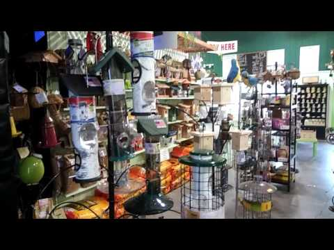 Garden Center Gift Shop Walk Through
