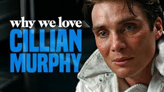 The Dark Charm Cillian Murphy