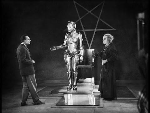 BRIGITTE HELM - Metropolis (1927) Film HD [1080p]