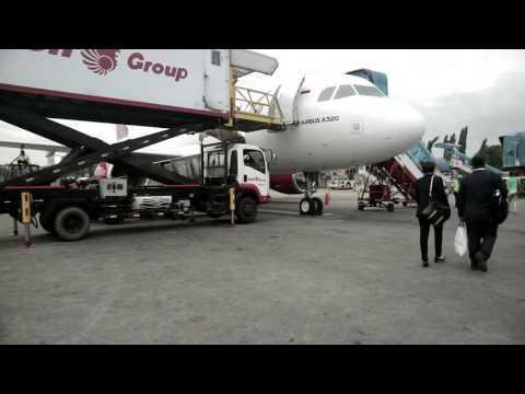 BATIK AIR BUSINESS CLASS EXPERIENCE | ID 6346 | JAKARTA - SEMARANG