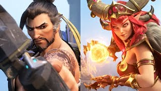Hanzo & Alexstrasza Join Heroes of the Storm | Dragons of the Nexus