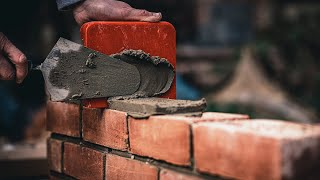 HOW TO LAY BRICKS WITH NO EXPERIENCE