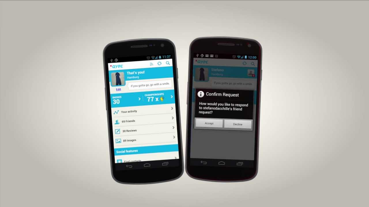 qype android