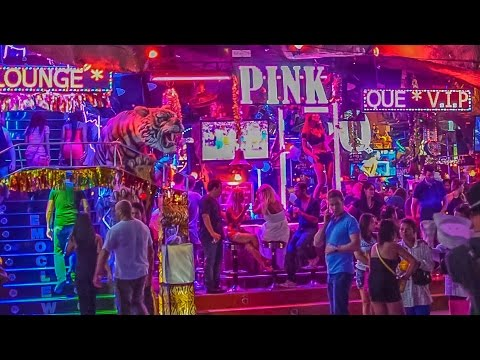 TIGER DISCO – PATONG NIGHTLIFE – PHUKET THAILAND