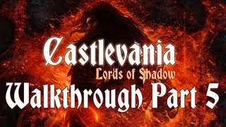 Castlevania: Lords of Shadow Ultimate Edition Chapter 1-5 ( Oblivion Lake ) Walkthrough