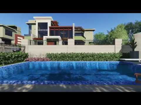 Contemporary Golden View Villas - Jewels on Buziga Hill, Kampala (USD 650,000 each)