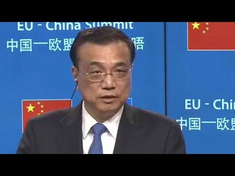 Li: Mutual respect and equality needed to advance China-EU relations