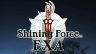 CGR Undertow - SHINING FORCE EXA review for PlayStation 2