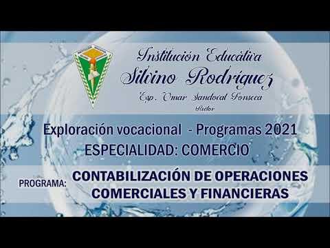 Prog Contabilización Operaciones Comerciales y Financieras