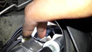 Changer ampoule feux de position Vw Passat B6