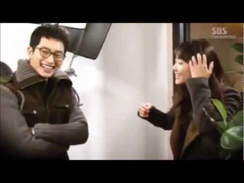 Park Si Hoo & Moon Geun Young, Happiest Moments