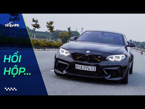 BMW M2 chạy hồi hộp, mệt, mà nghiện   Xế Cưng Review