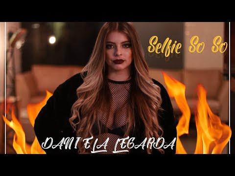 SELFIE SO SO SO (roast yourself challenge) - Daniela Legarda