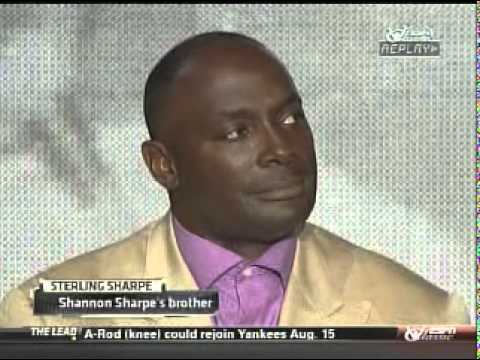 Shannon Sharpe Hall of Fame Speech