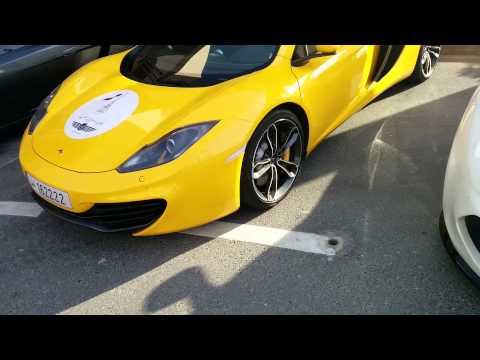 Qatar - SPORT CARS - Porto Arabia, The Pearl, Doha 2014