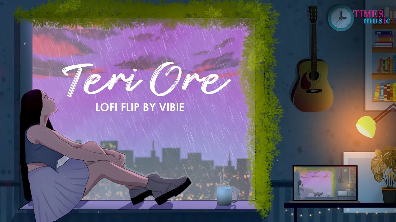 Teri Ore (LoFi) | VIBIE | Singh Is Kinng | Akshay Kumar | Katrina K | Pritam | Rahat Fateh |Shreya G