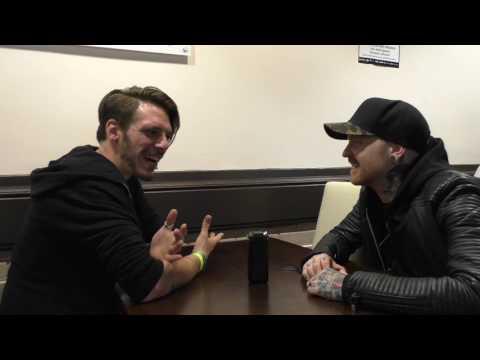 Memphis May Fire Interview Slamdunk Festival 2017