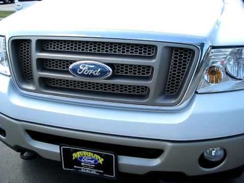PRE-OWNED 2007 FORD F-150 4X4 SUPERCREW KING RANCH