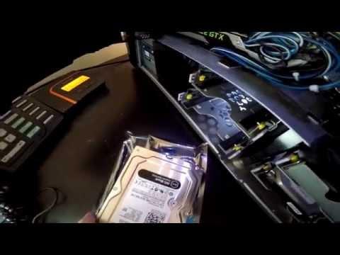 Вопрос: Как настроить режим Master и Slave в BIOS для двух жестких дисков, установленных на одном компьютере?