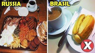 TOP 07 CAFÉS DA MANHÃ MAIS BIZARROS DO MUNDO l Almanaque [Como diria em espanhol ...