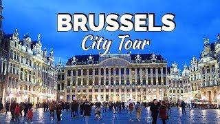 BRUSSELS City Tour / Belgium