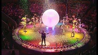 """Цирковое """"Шоу воды, огня и света"""" в Челябинске"""