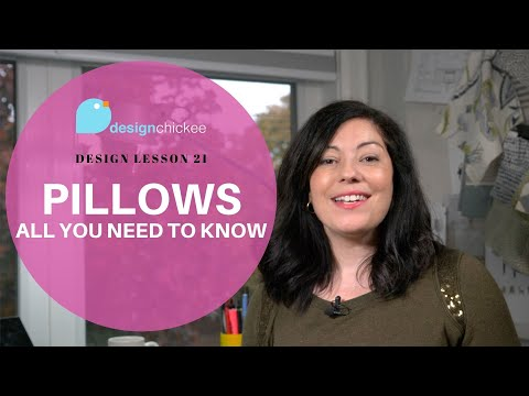 Pillows And Toss Cushions! All You Need To Know - Design Lesson 21