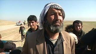Mossul: Flucht aus der letzten IS-Hochburg im Irak