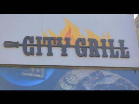 مطعم city grill  | الأكيل حلقة كاملة