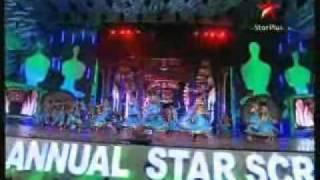 Aishwarya Rai Bachchan - 17th Annual STAR Screen Awards  Performance